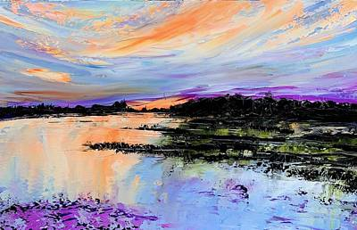 Painting - Capeside Light by Julia S Powell