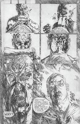 Drawing - Captain America by Dan Henk