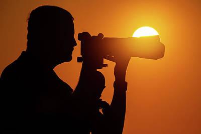 Fathers Day 1 - Capturing The Light by Steve Gadomski
