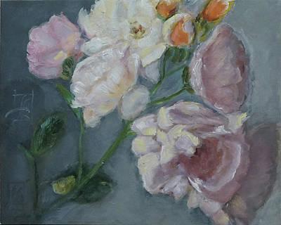 Painting - Careless Summer  by Linda Falorio