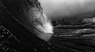 Photograph - Carmel Surf by Nick Borelli