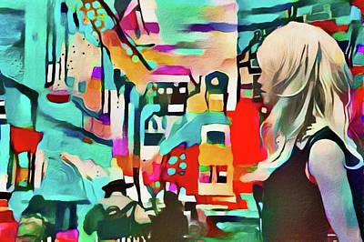 Claude Monet - Carnaby Street by Susan Maxwell Schmidt
