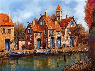 Royalty-Free and Rights-Managed Images - Case Non Viola by Guido Borelli