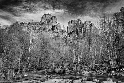 Wilderness Camping - Cathedral Rock by Stephen Stookey