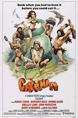 Royalty-Free and Rights-Managed Images - Caveman, 1981 by Stars on Art