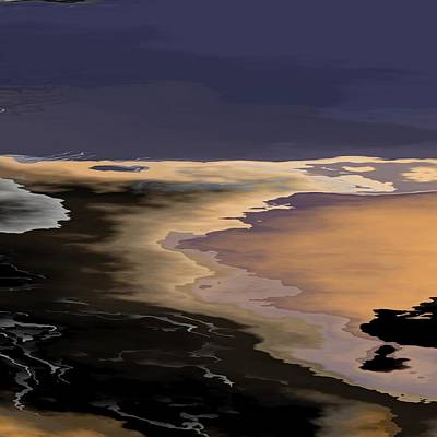 Painting - Celestial Horizon 567 by Michal Mitak