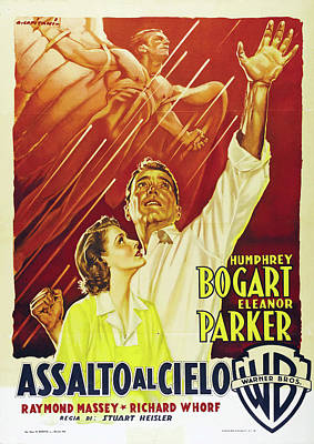 Royalty-Free and Rights-Managed Images - Chain Lightning, with Humphrey Bogart, 1950 by Stars on Art