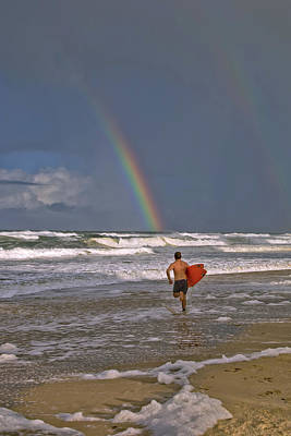 Royalty-Free and Rights-Managed Images - Chasing Rainbows by Az Jackson