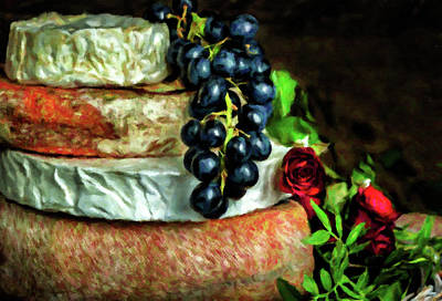 Advertising Archives - Cheese, Fruit and Roses by Susan Maxwell Schmidt