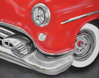 Pastel - Cherry by Carol Corliss