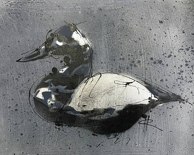 Painting - Chesapeake Decoy VI by Ryan Hopkins