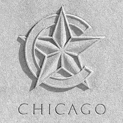 Ps I Love You - Chicago Art Deco Star by Chicago In Photographs