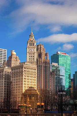 Royalty-Free and Rights-Managed Images - Chicago Tribune Tower by Andrew Soundarajan