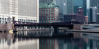 Catch Of The Day - Chicago Winters Light by Chicago In Photographs