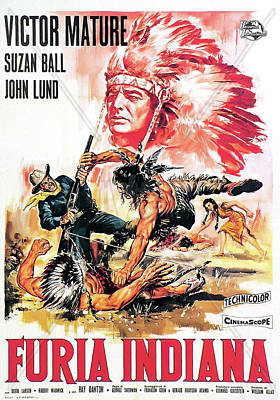 Royalty-Free and Rights-Managed Images - Chief Crazy Horse, 1955 by Stars on Art