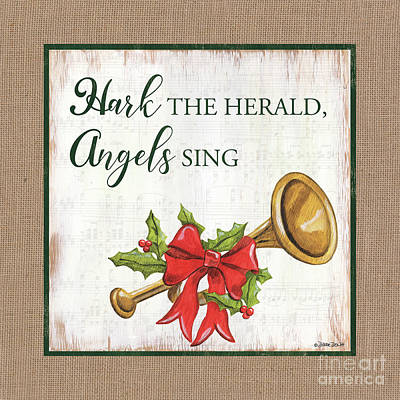 Royalty-Free and Rights-Managed Images - Christmas Bells 2 by Debbie DeWitt