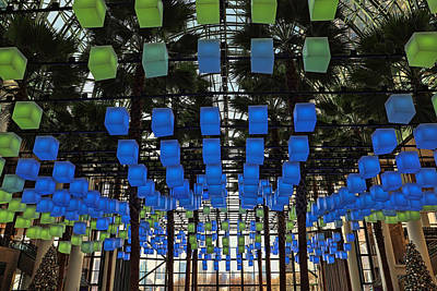 From The Kitchen - Christmas in the City 39 - Luminaries at Brookfield Place by Allen Beatty