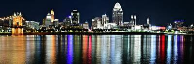 Pasta Al Dente - Cincinnati Stretch Panorama by Frozen in Time Fine Art Photography