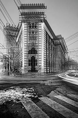 Photograph - City Hall of Sarajevo  by Bez Dan