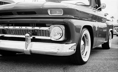 Sean - Classic Chevy Truck-2 by Rudy Umans