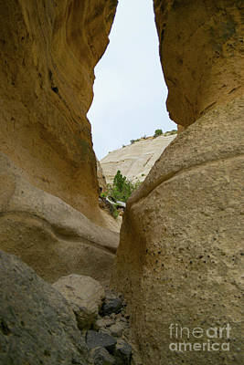Curated Travel Chargers - Clearing through a slot canyon by Jeff Swan