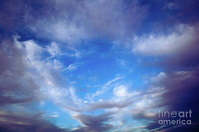 World War 2 Action Photography - Cloudy Sky With True Colors by Jason Furmanek