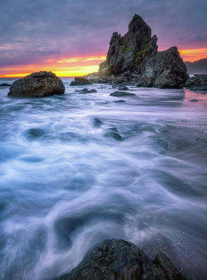 Royalty-Free and Rights-Managed Images - Coastal Symphony  by Darren White