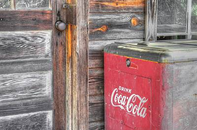 Door Locks And Handles - Coca Cola for a Dime by Blaine Owens