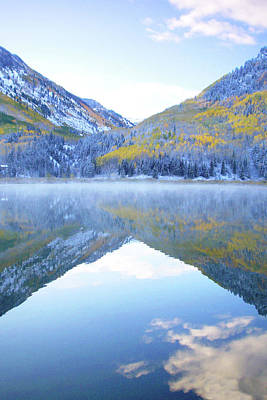 Photograph - Colorado Mountain Glory by Barbara Sophia Travels