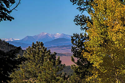 World Forgotten - Colorado Vista by Alana Thrower