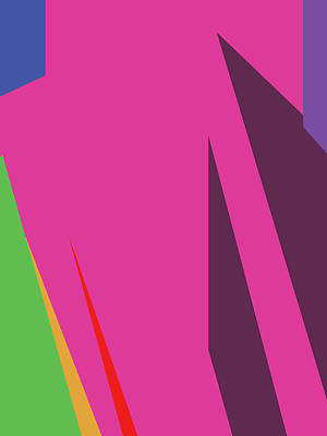 Royalty-Free and Rights-Managed Images - Colorful Abstract Pop Art 0136 by Ahmad Nusyirwan