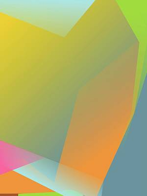 Royalty-Free and Rights-Managed Images - Colorful Abstract Pop Art 0176 by Ahmad Nusyirwan