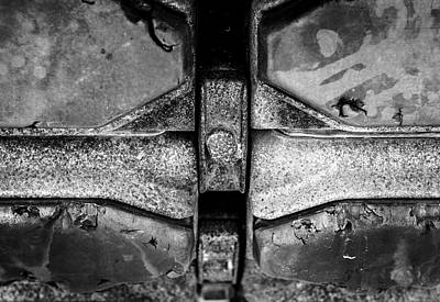 Olympic Sports - Conflict Rusting BW by Christi Kraft