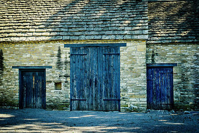 Photograph - Cotswold Stable by Michael Osinski