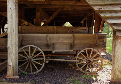 Halloween Movies - Cotton Wagon by Christopher Flees