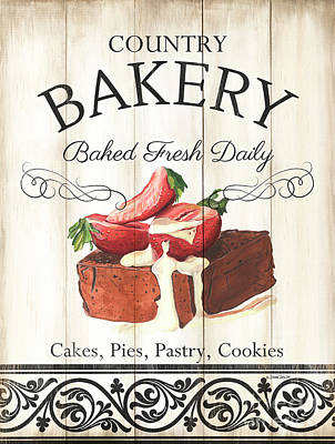 Easter Egg Stories For Children - Country Bakery 1 by Debbie DeWitt