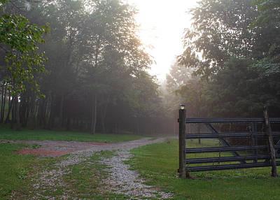 Classic Golf - Country Morning 1 by David Beard