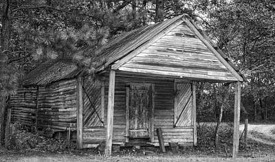 Photograph - Country store by Ronald Broome