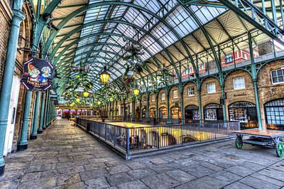 Vintage Automobiles - Covent Garden London         1 by David Pyatt