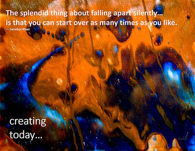 Creative Charisma - Creating Today Inspiration 23505 by Marie Dudek Brown