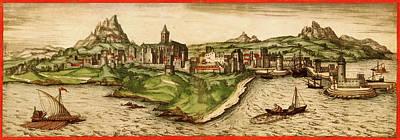 Thomas Kinkade - Crete 1630 by Andrew Fare