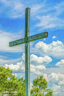 Achieving - Cross at Oothcalooga by Nick Zelinsky