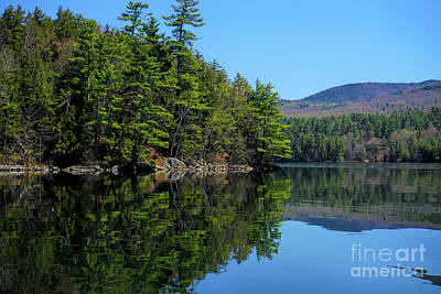 Grateful Dead - Crystal Clear Newfound Lake by Christine Segalas
