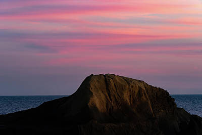 Royalty-Free and Rights-Managed Images - Dana Point Sunset 2 by Lonnie Christopher
