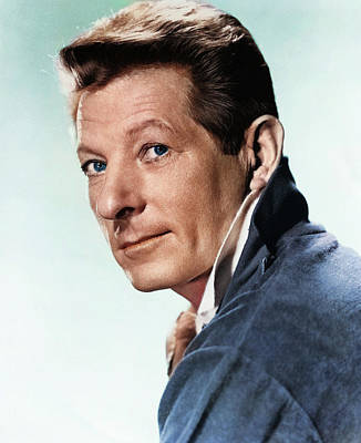 Royalty-Free and Rights-Managed Images - Danny Kaye by Stars on Art