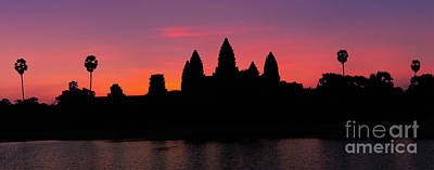 Summer Trends 18 - Dawn at Angkor Wat by Henk Meijer Photography