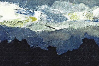 Mixed Media Royalty Free Images - Dawns Early Light Royalty-Free Image by Sharon Williams Eng