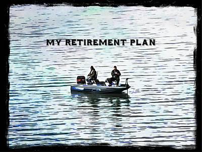 Car Photos Douglas Pittman - Day 16 30 Day Challenge My Retirement Plan Fishing by Gaby Ethington