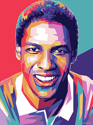 Royalty-Free and Rights-Managed Images - Denzel Washington by Stars on Art