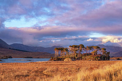 Louis Armstrong - Derryclare Lough by Rob Hemphill